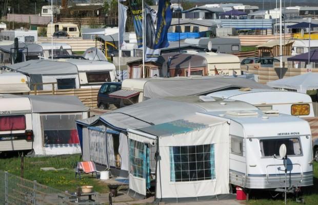 Übernachtungen auf deutschen Campingplätzen stabil