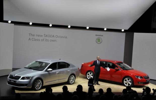 Škoda gibt Preise für neuen Octavia bekannt