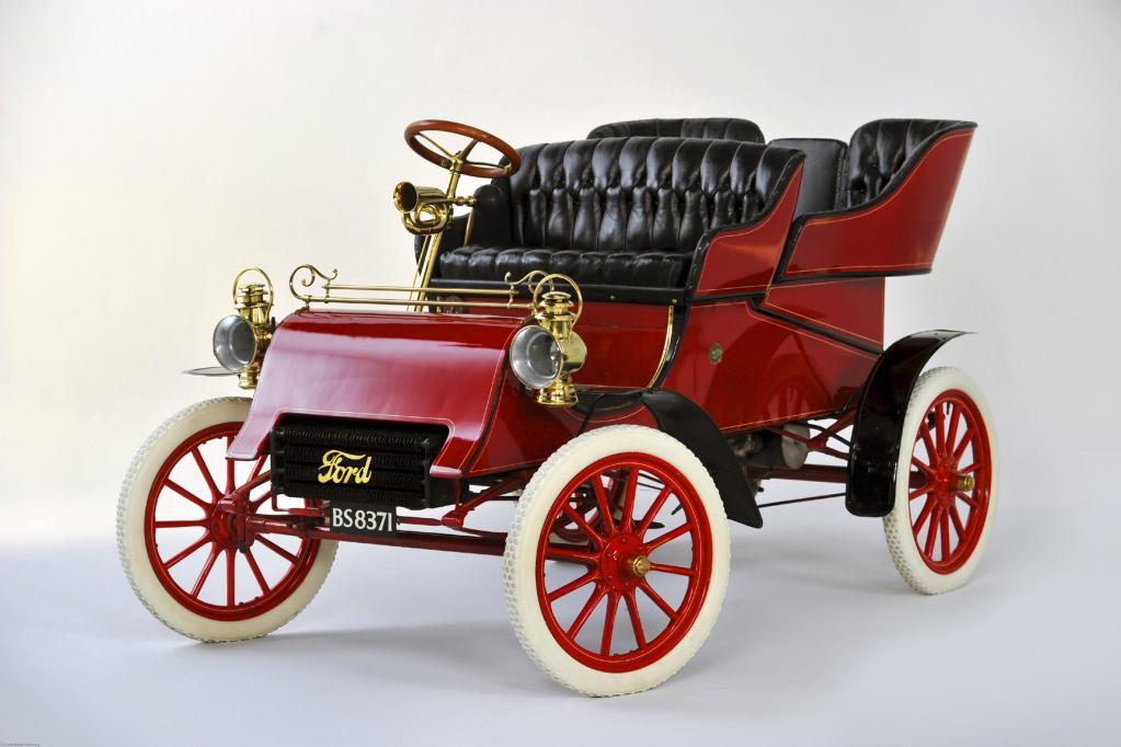 150 Jahre Henry Ford: Das erste Auto erzählt