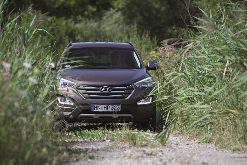 42.380 Euro ruft Hyundai für den Allrader auf