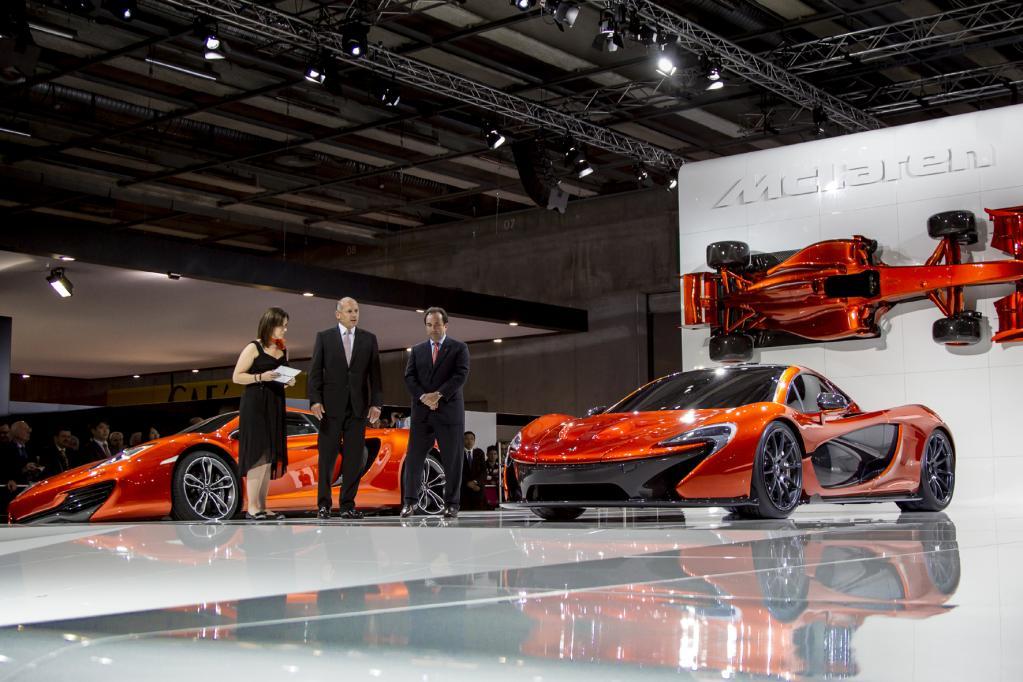 50 Jahre McLaren: Das PS-Imperium