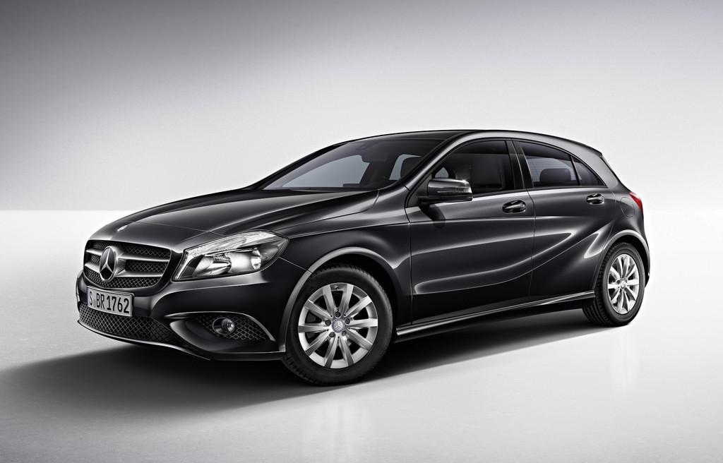 A-Klasse genügsamster Mercedes-Benz
