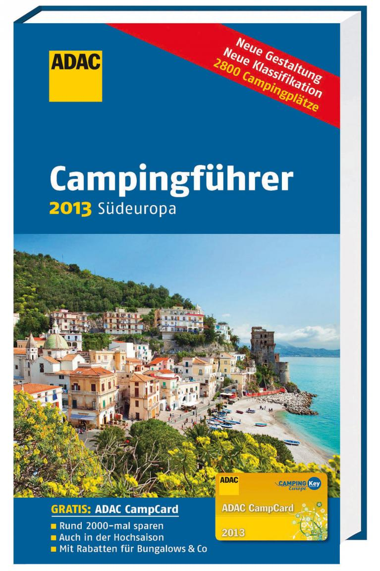 ADAC zeichnet europäische Campingplatz-Elite aus