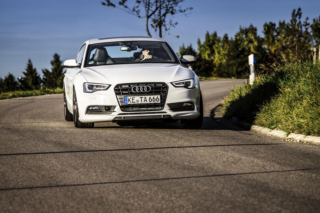Abt veredelt den Audi A5