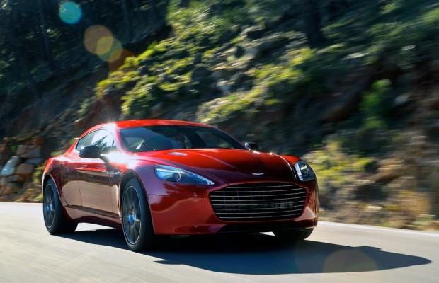 Aston Martin Rapid S: Mehr Kraft, mehr Eleganz