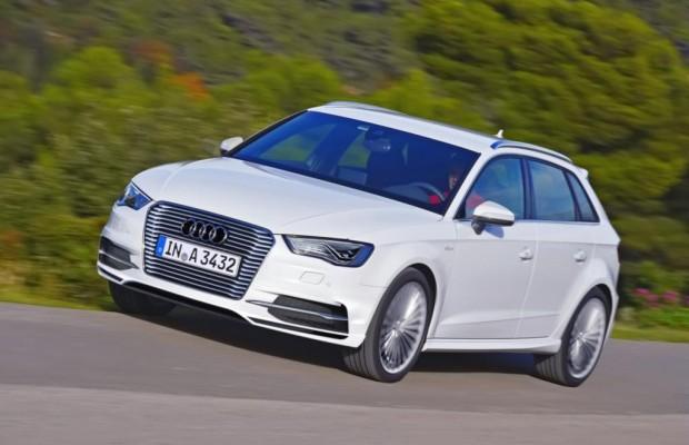 Audi A3 Plug-in-Hybrid - Ab an die Steckdose