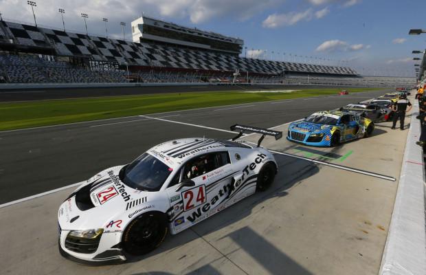 Audi ist drittbeste Marke in Daytona