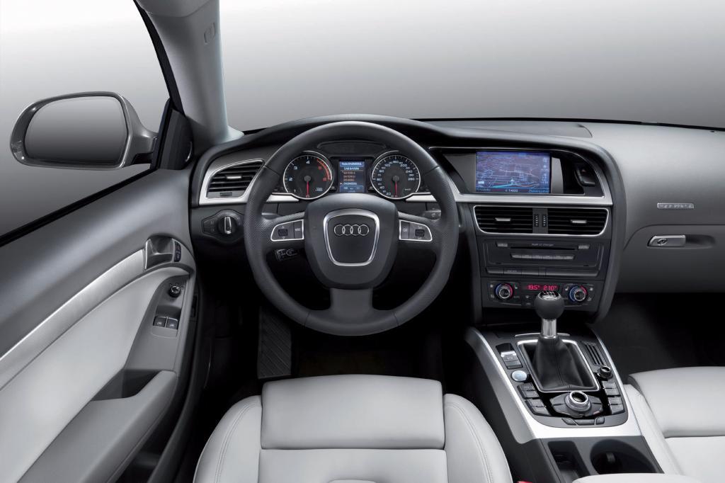 Audi zählt sich zu den Premium-Herstellern und will seine Kunden nicht nur mit edlen Materialien übezeugen