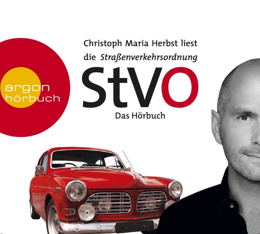 Audiobuch StVO - So schön hörte sich die Straßenverkehrsordnung noch nie an