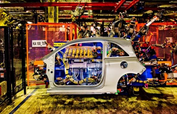 Aus der Taufe gehoben: Opel Adam startet in Eisenach