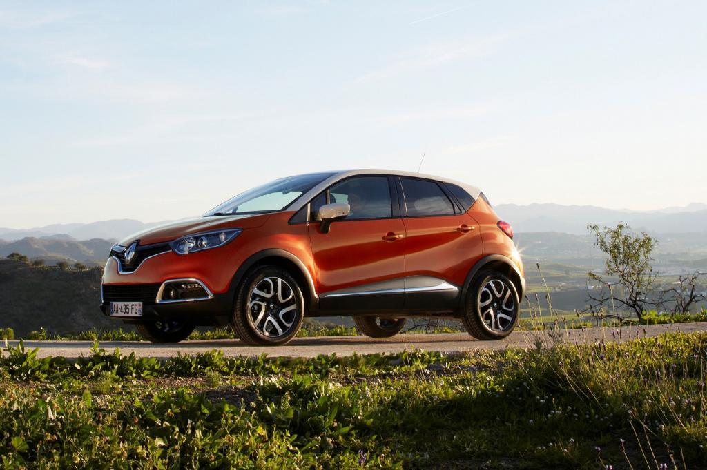 Aus für Renault Modus - Freie Fahrt für den Captur