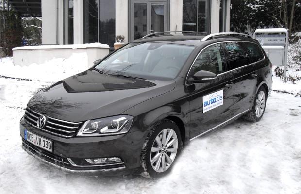 Auto im Alltag: VW Passat Variant