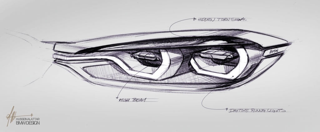 Autofaszination BMW 4er Coupé  - Die fantastische Vier