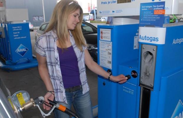 Autogas schont den Geldbeutel