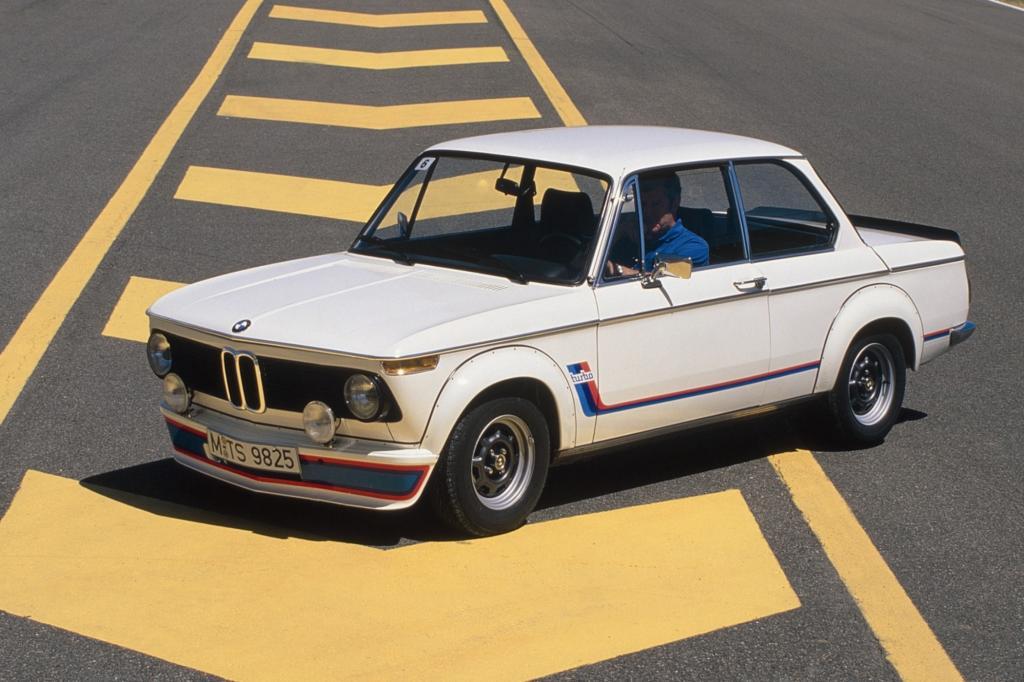 BMW 2002 Turbo ab1973