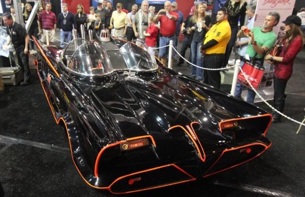 Barrett-Jackson-Auktion - Batmobil bringt 4,2 Millionen Dollar