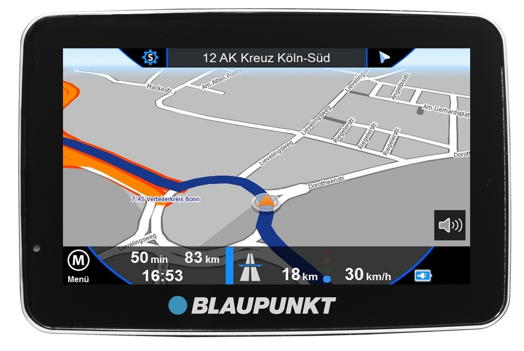 Blaupunkt legt Travel Pilot neu auf