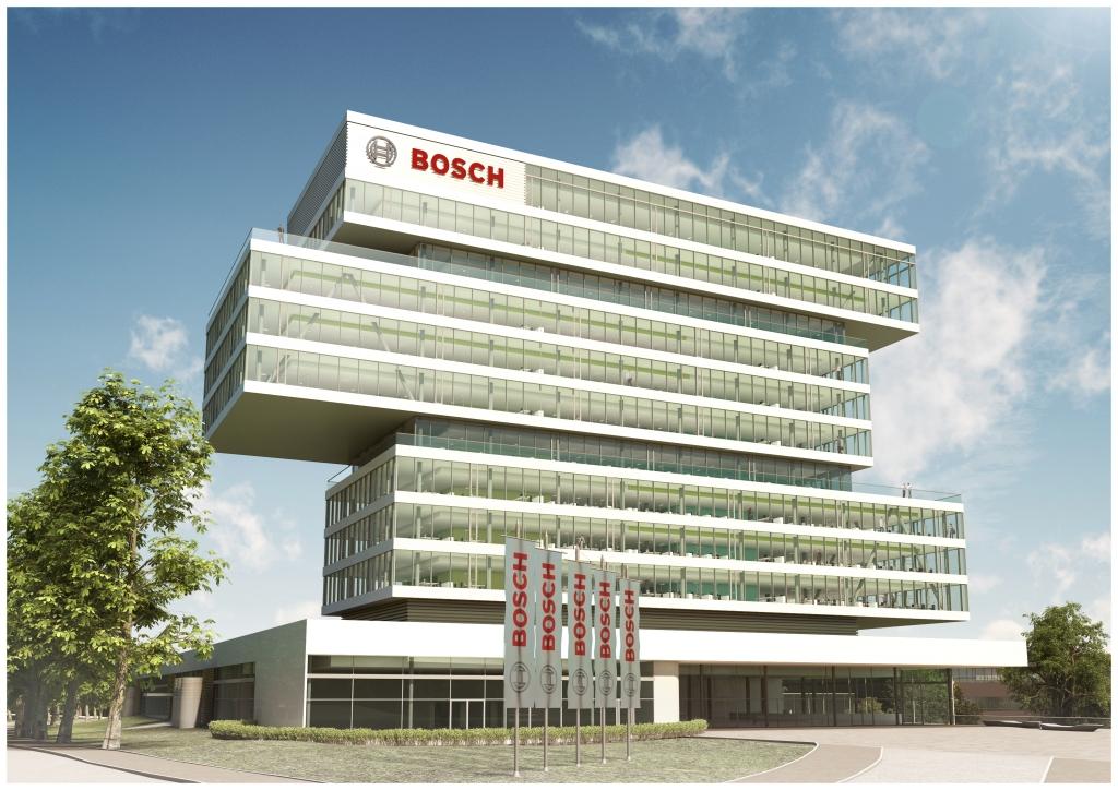 Bosch-Unternehmenskommunikation formiert sich neu