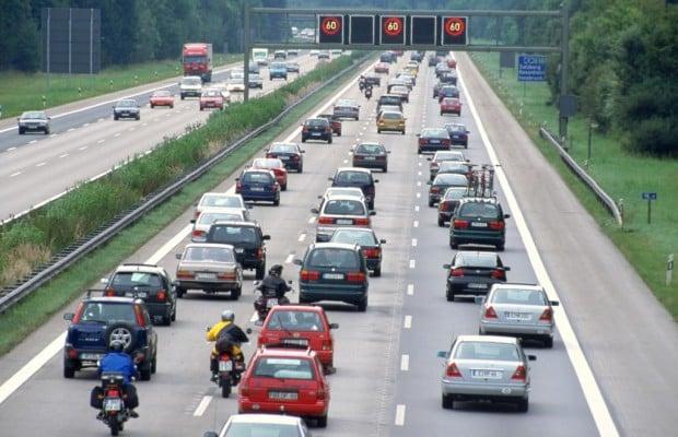 Bundesautobahnen 2012: Sechs Neubaustrecken mit 35,5 Kilometern