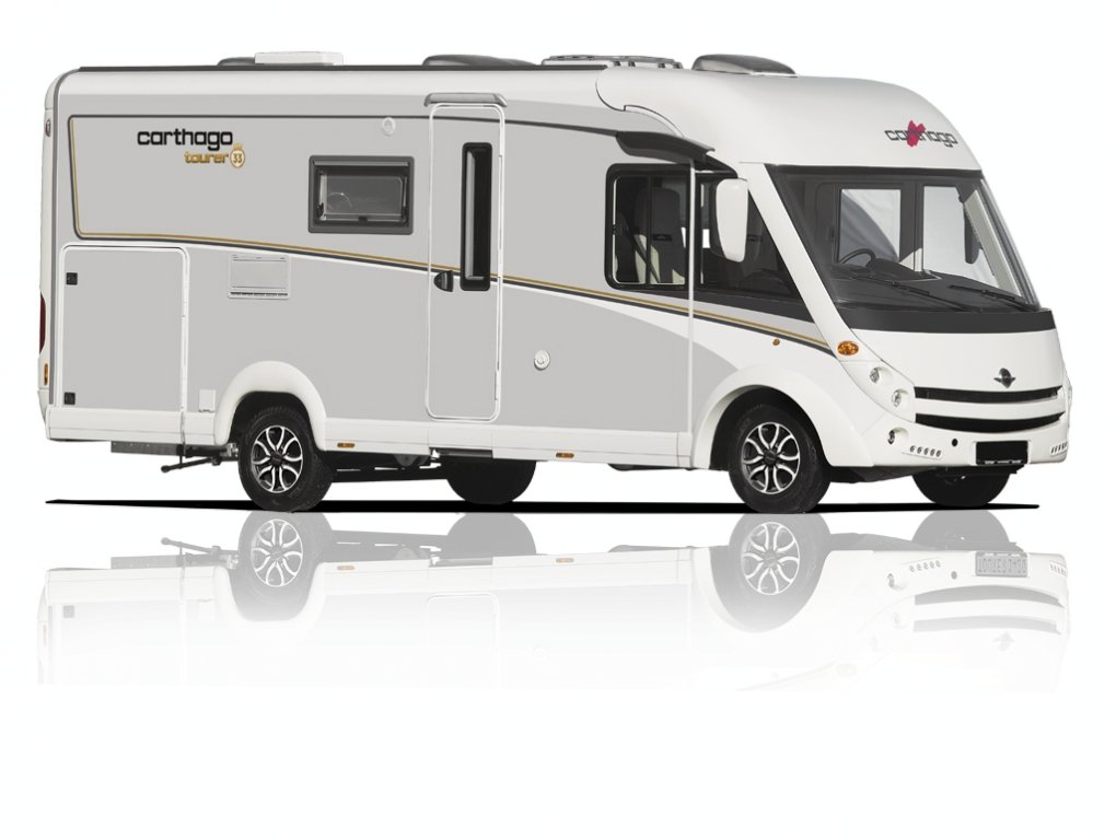 CMT Stuttgart 2013: Carthago Editionsmodell chic c-line und superleichter Carthago c-tourer I