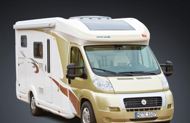 CMT Stuttgart 2013: Eura Mobil Terrestra T 650 EB Gold Edition
