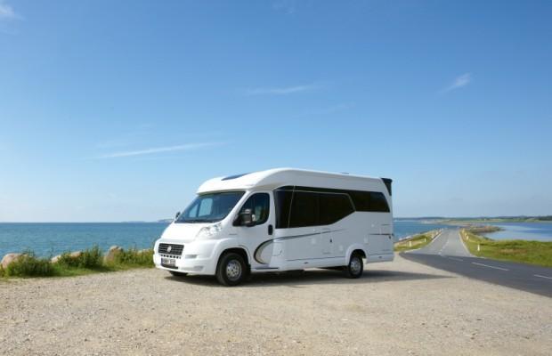 CMT Stuttgart 2013: Hobby zeigt Premium Van- und Premium Drive Modelle
