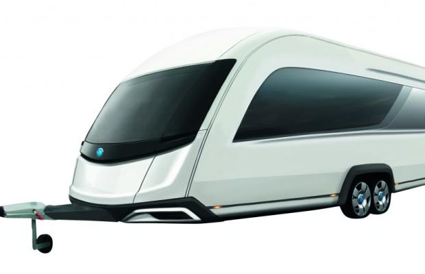 CMT Stuttgart 2013: Knaus zeigt Caravan-Flaggschiff Eurostar Caravan-Sondermodell Sport Style
