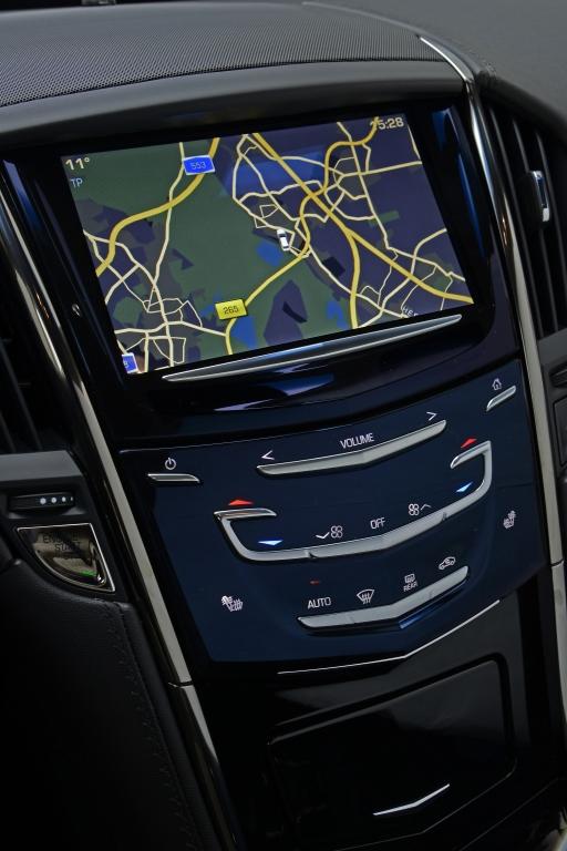 Cadillac ATS: Edel-Ami auf der Durchreise