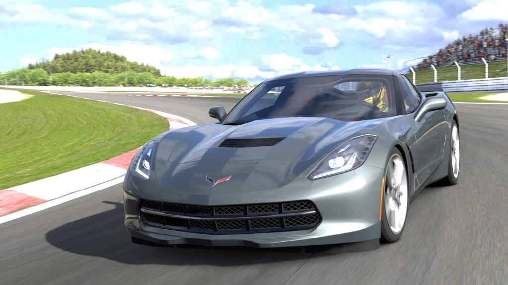 Chevrolet Corvette C7 - Die Legende lebt