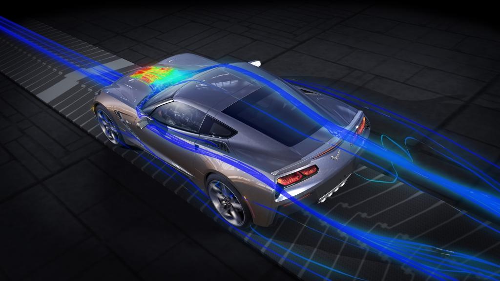 Chevrolet Corvette C7 - Die Legende lebt