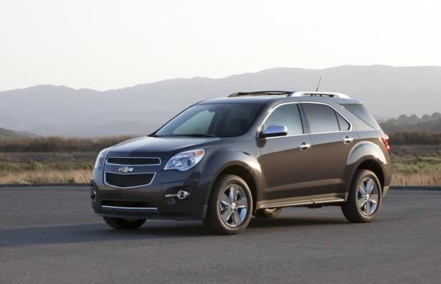 Chevrolet Equinox: Den gibt der Amerikaner seiner Familie