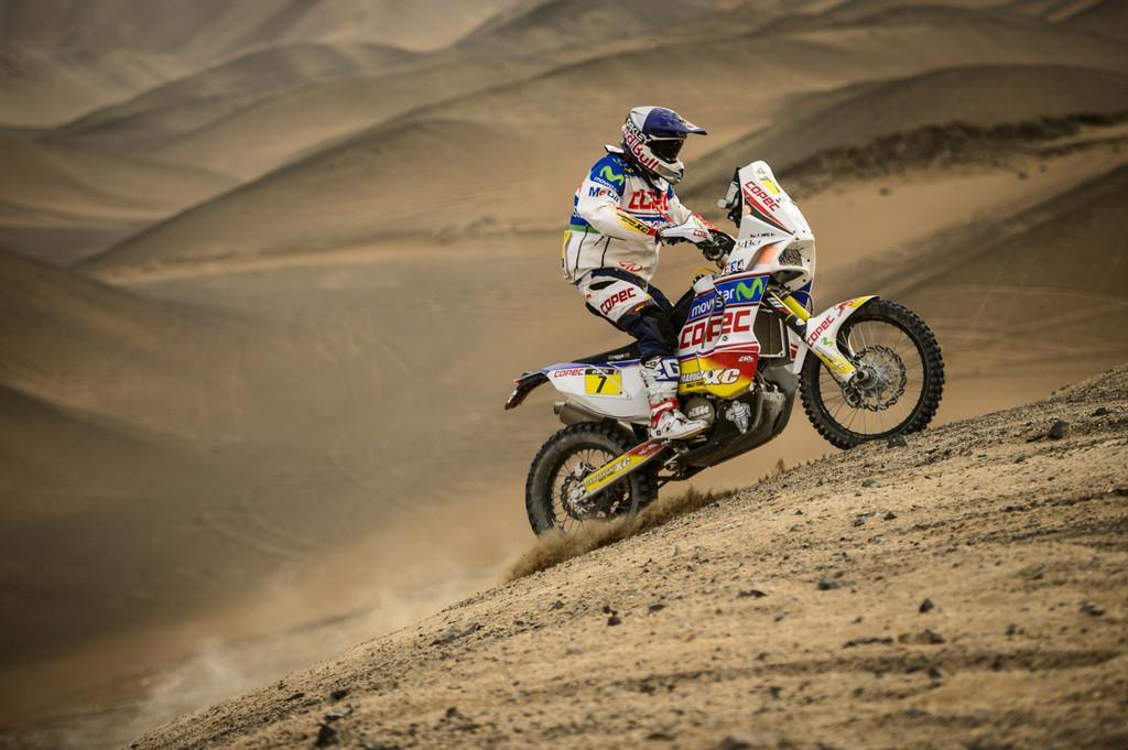 Dakar 2013: Al-Attiyah jagt Peterhansel