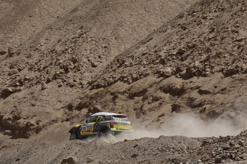 Dakar 2013: Doppelsieg für X-Raid
