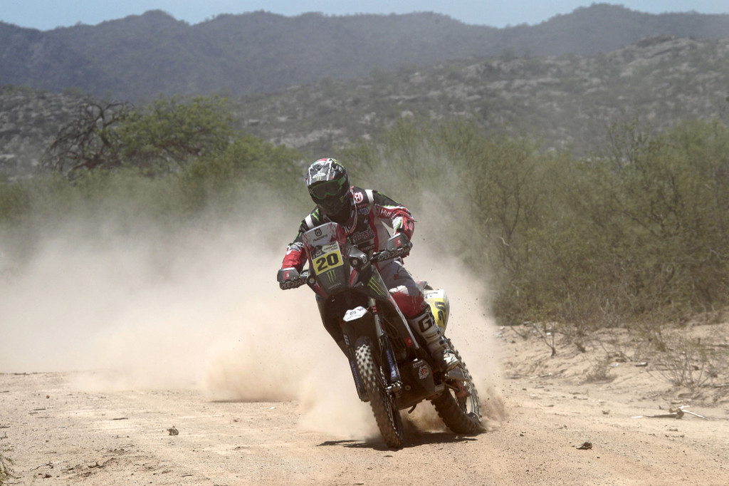 Dakar 2013: Elfte Auto-Etappe witterungsbedingt abgebrochen