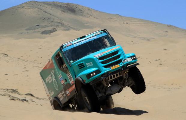 Dakar 2013: Favoriten verteidigen Führung