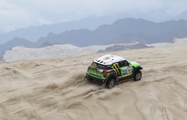 Dakar 2013: Robby Gordon gewinnt seine zweite Etappe