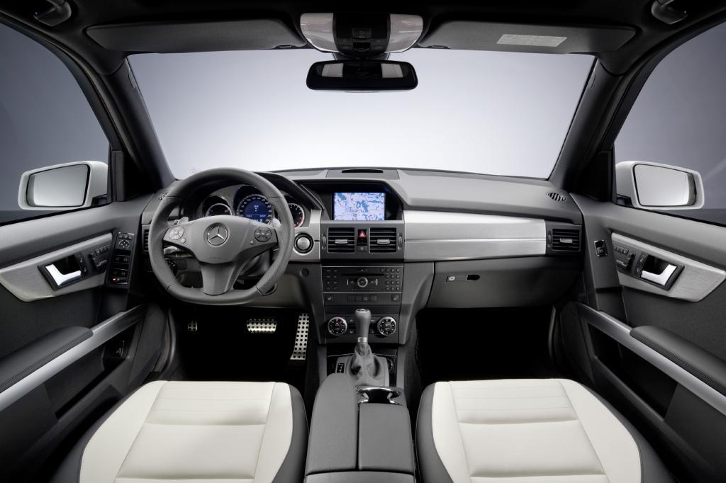 Den Premiumanspruch kann Mercedes im GLK halten