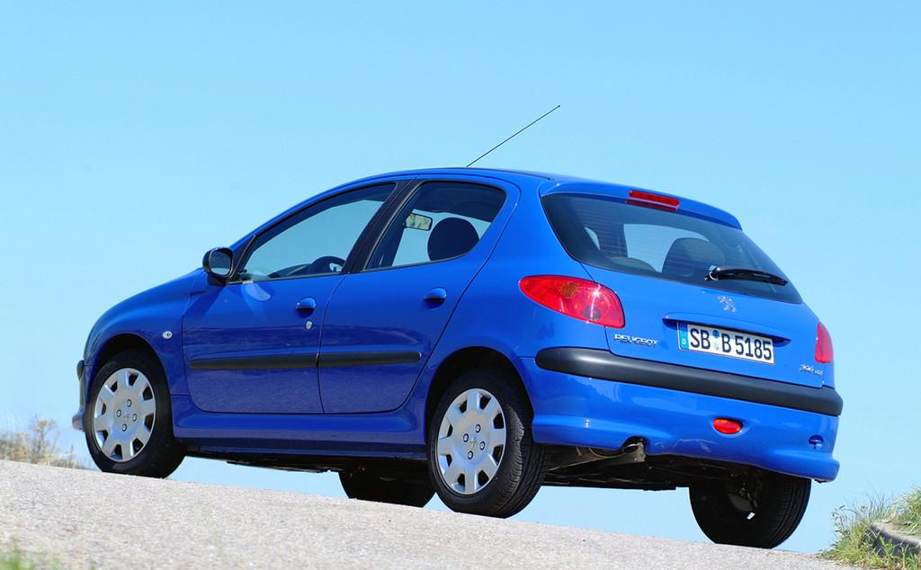 Der 206 ist der erfolgreichste Peugeot