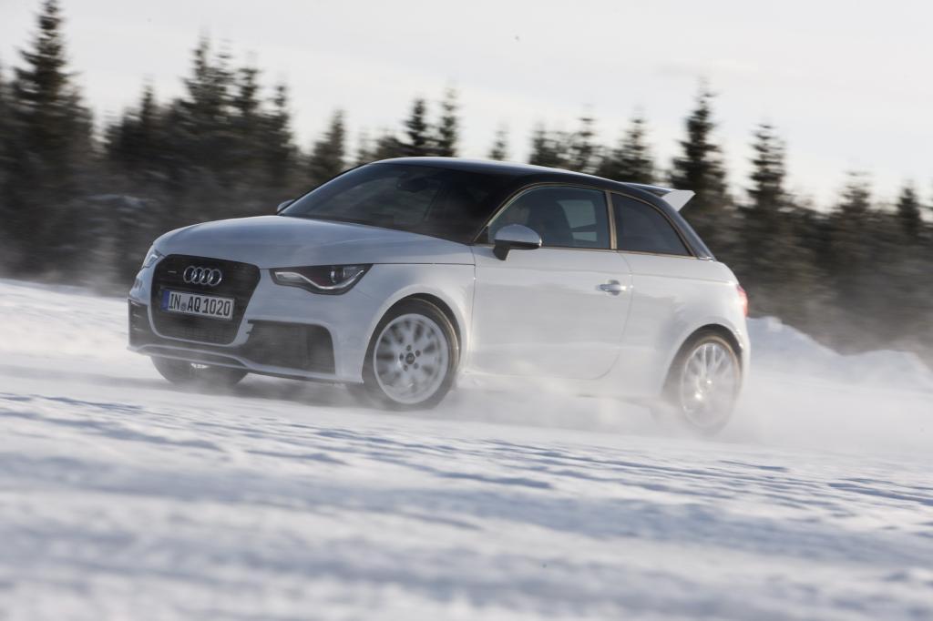 Der Audi A1 Quattro ist bereits ausverkauft