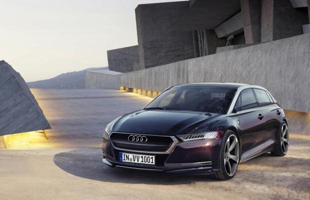 Der Audi A6 kommt als Plug-in-Hybrid