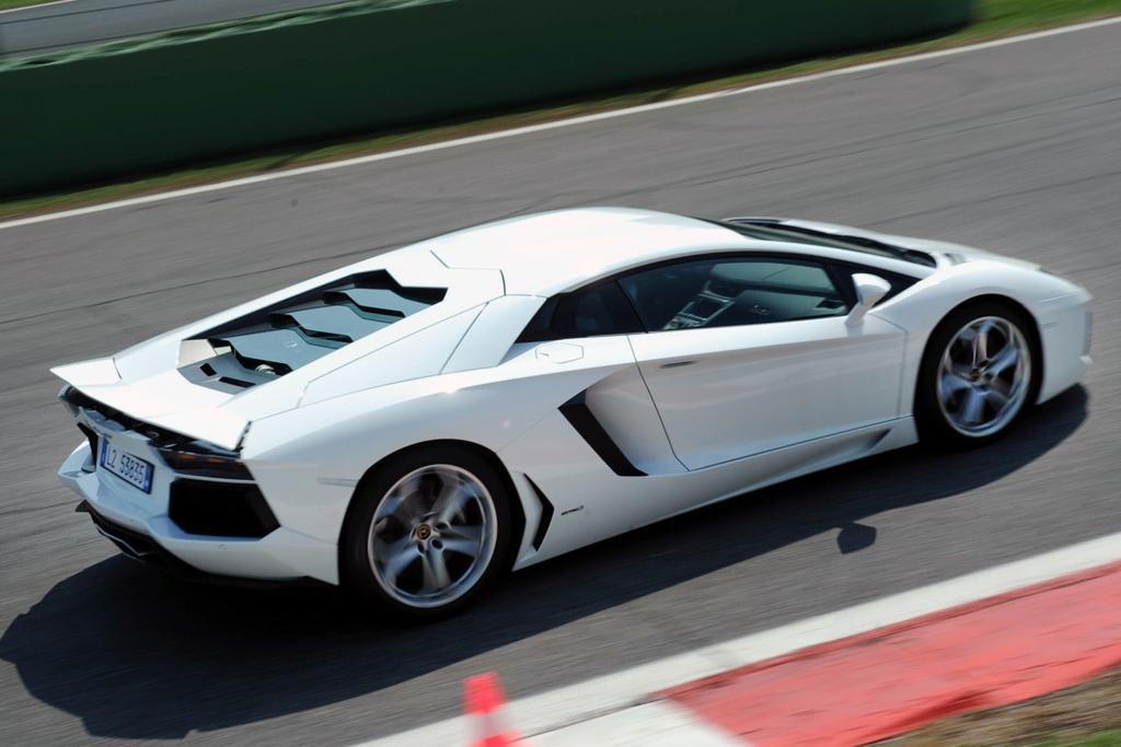 Der Aventador verkaufte sich 2012 gut