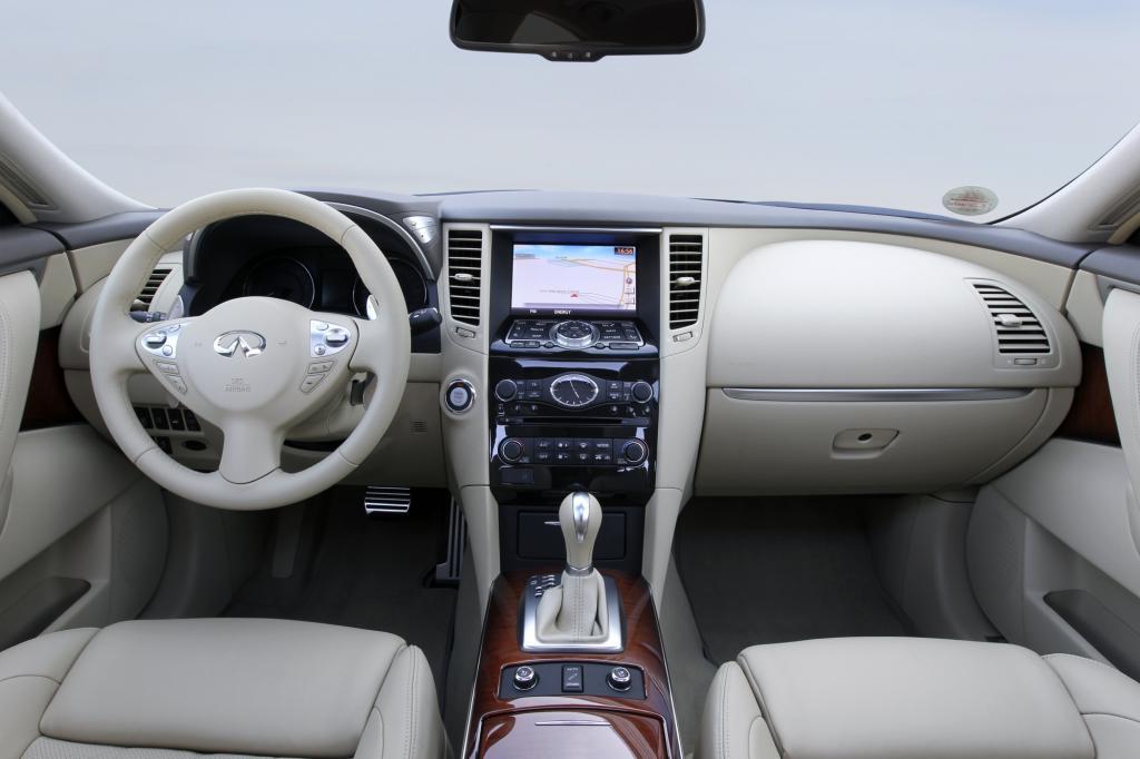 Der Innenraum passt nicht recht zum Luxus-Anspruch