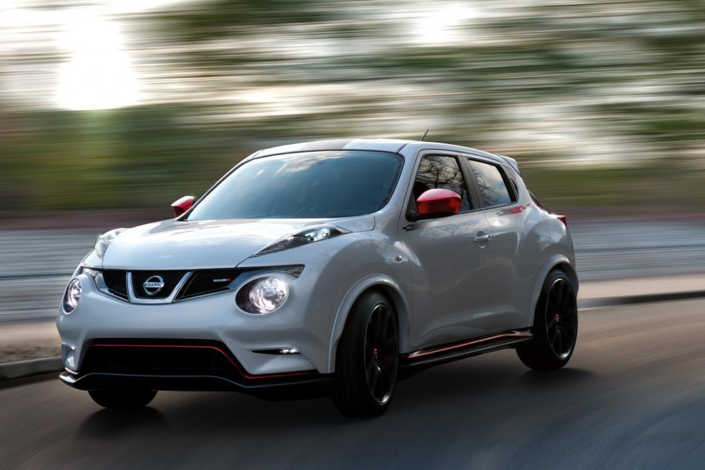 Der Nissan Juke Nismo startet Mitte Februar