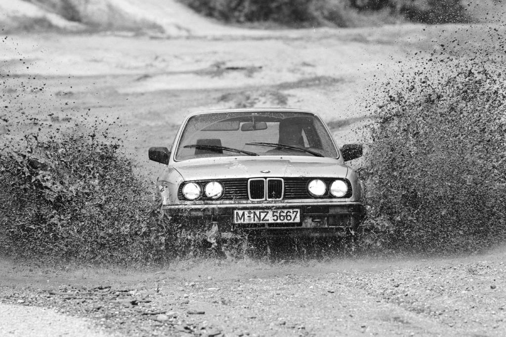 Der erste BMW-Allradler hörte auf den Namen 325ix und ist heute ein beliebter Klassiker