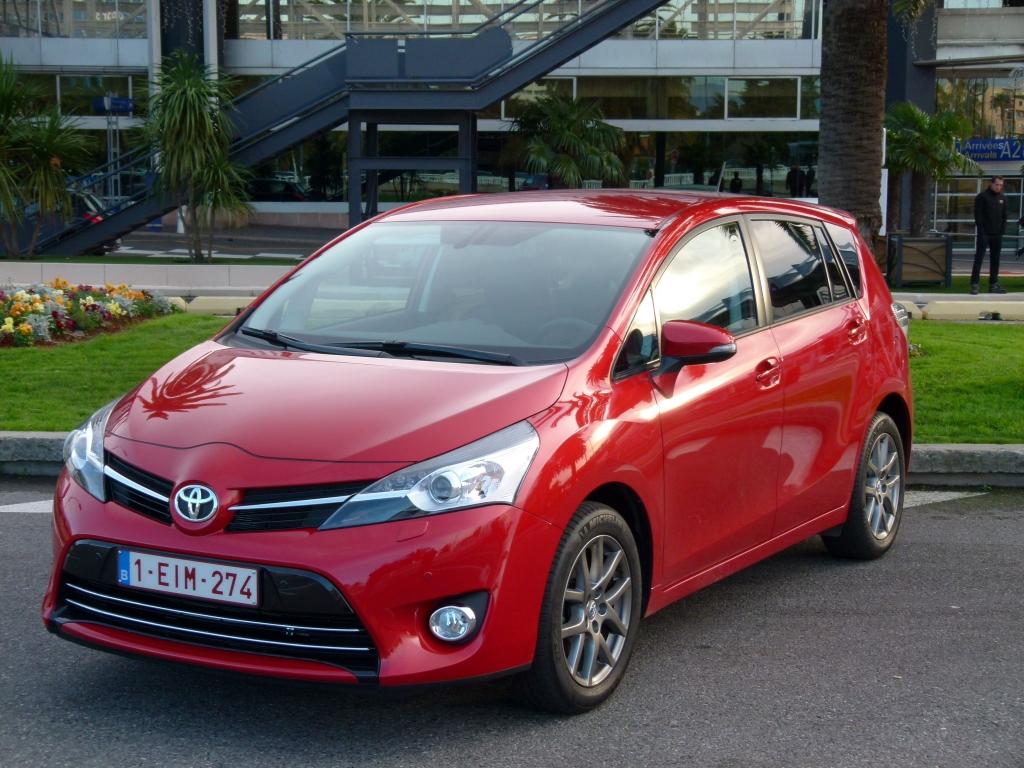 Der neue Toyota Verso: Flexibler Innenraum und mehr Ausstattung zum Preis des Vorgängers