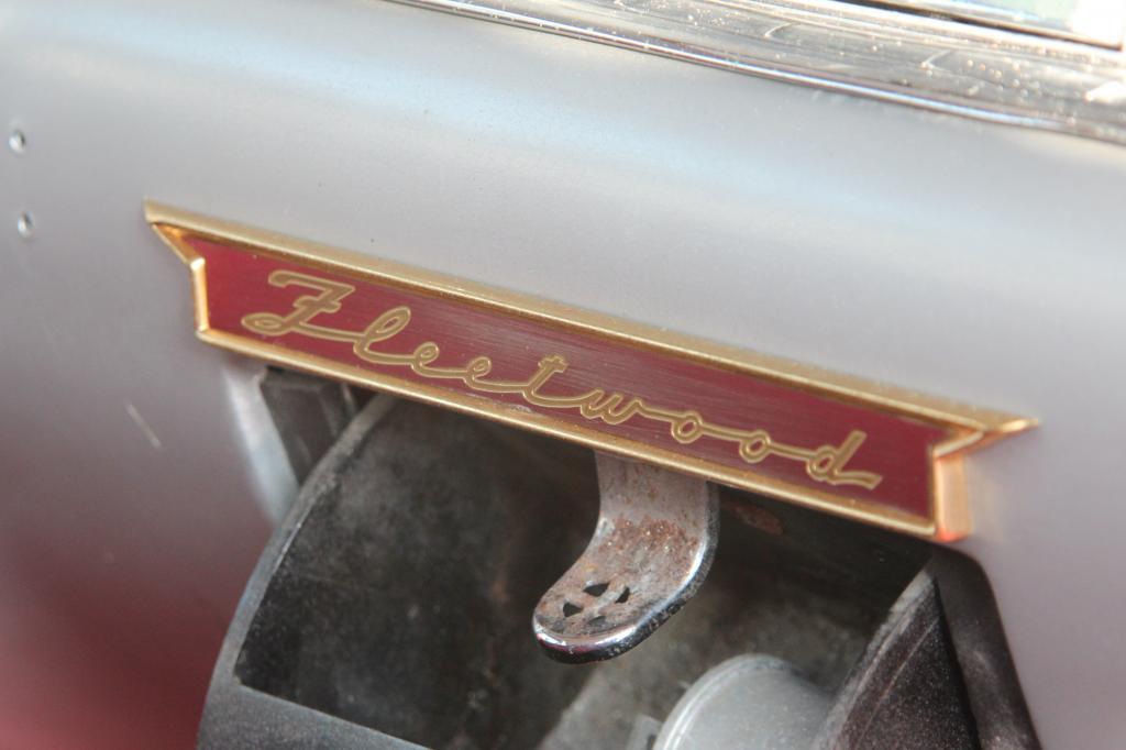Detailaufnahme Cadillac Fleedwood