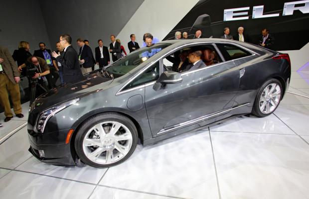 Detroit 2013: Cadillac ELR wird Realität