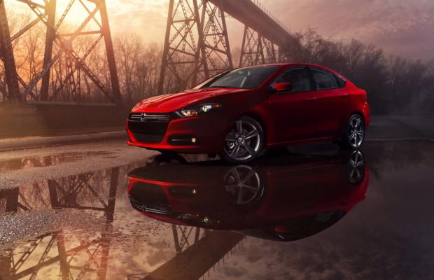 Detroit 2013: Dodge präsentiert Dart GT