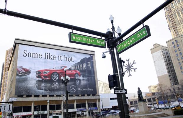 Detroit 2013: Fast 800 000 Besucher