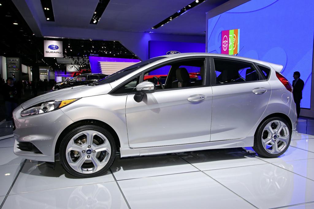 Detroit 2013: Fiesta ST kommt im Frühjahr
